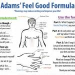 Adams feel good formula